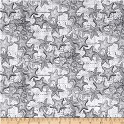 High Tide Starfish Grey