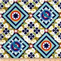 Alison Glass Seventy Six Renewal Liberty Teal