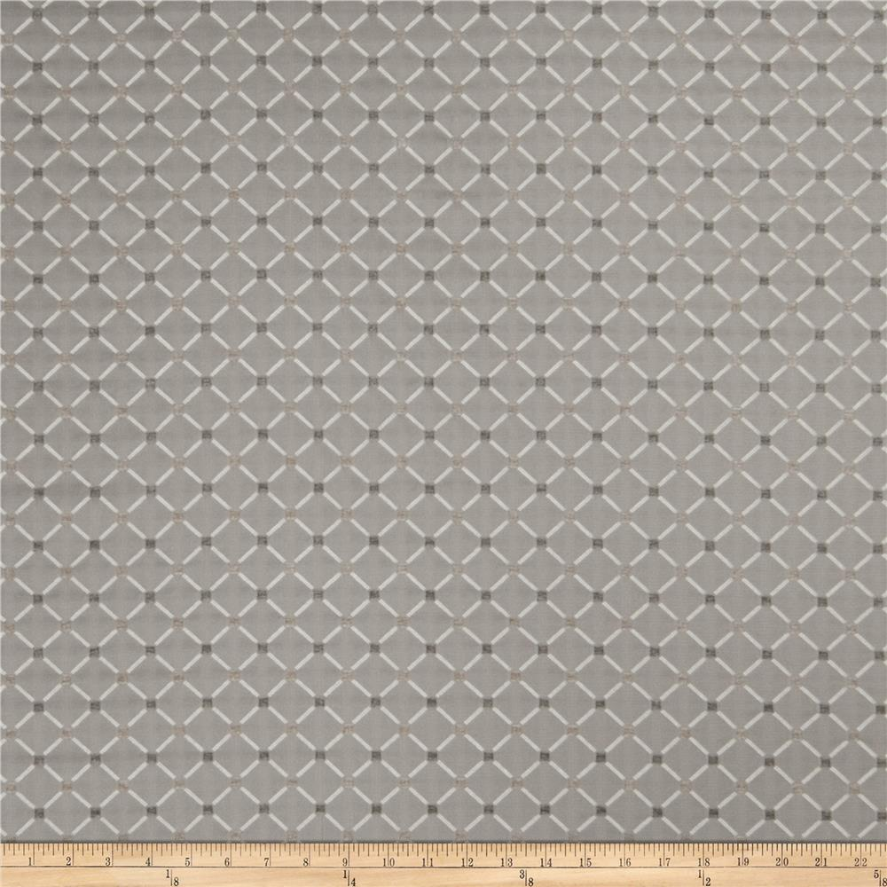 Jaclyn Smith 02104 Chenille Dove Gray
