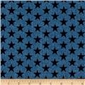 Oh My Stars Weathered Medium Stars Denim/Navy