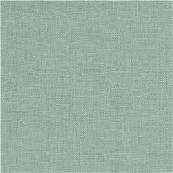 Kaufman Brussels Washer Linen Blend Mist