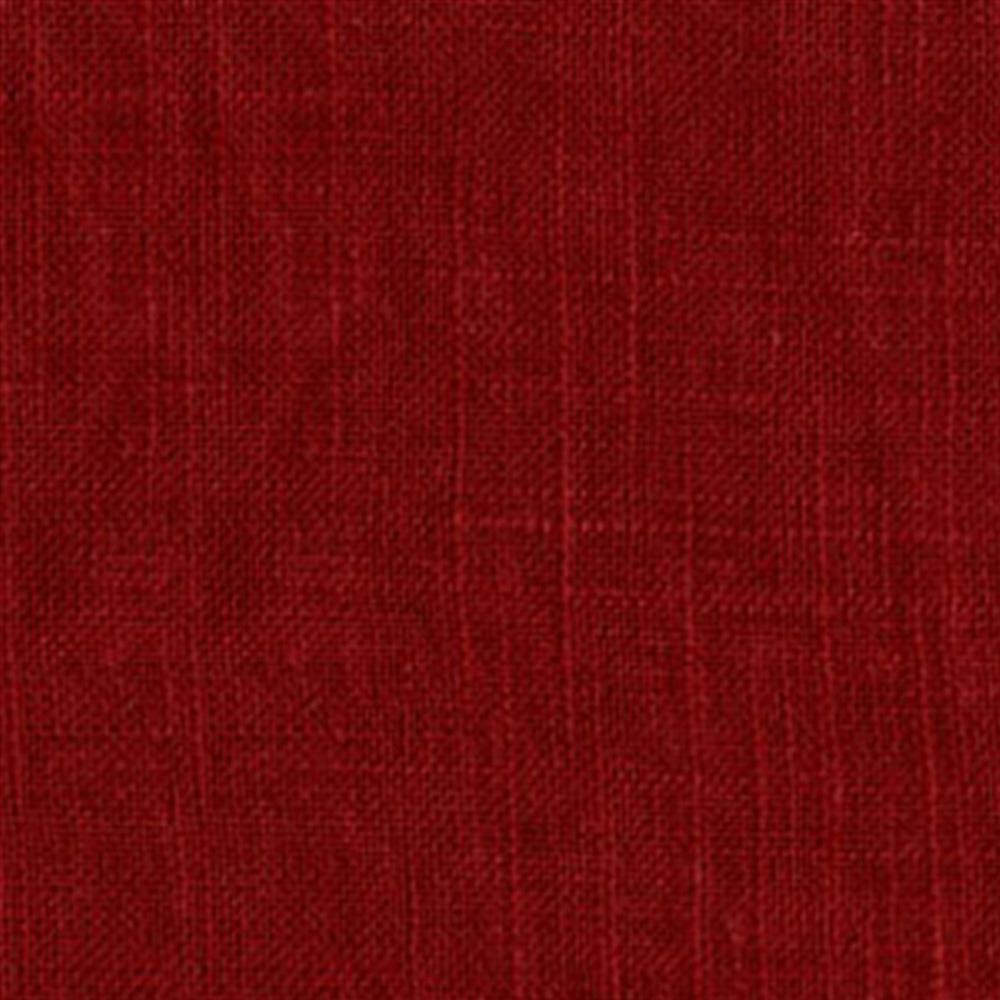 Covington Jefferson Linen Henna Red