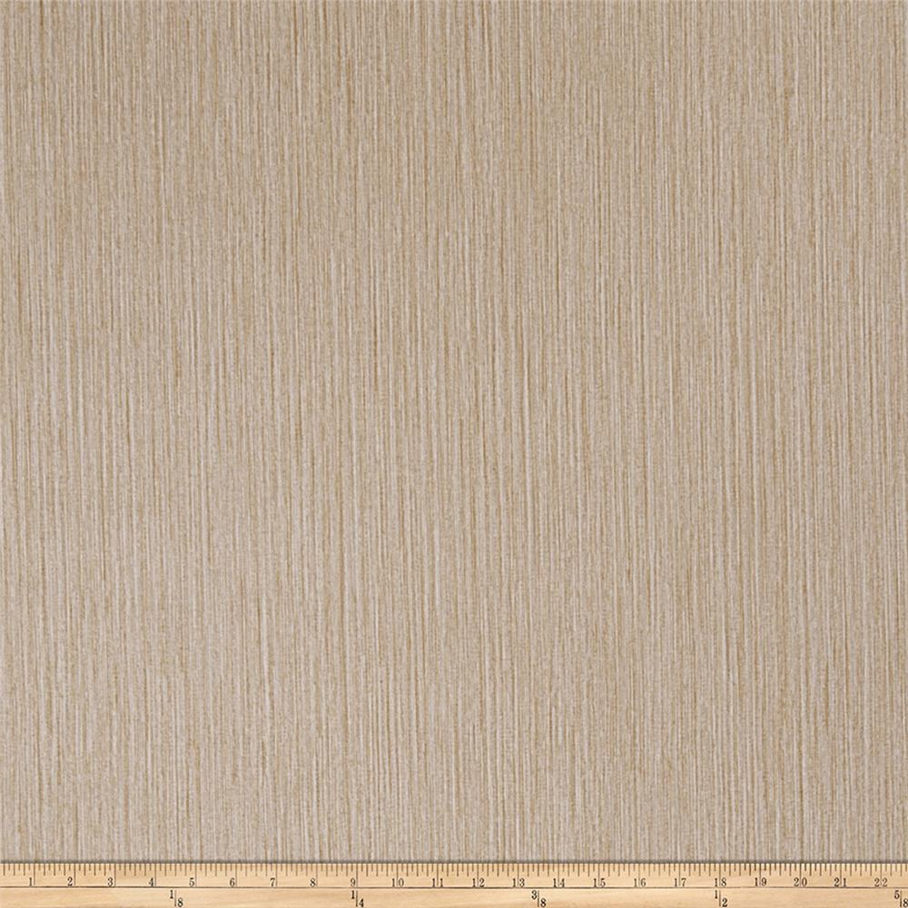 Fabricut 50141w Palawan Wallpaper Flax 03 (Double Roll)