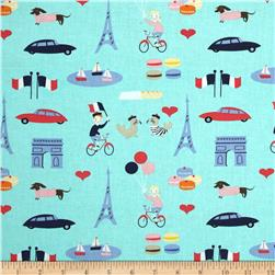 Dear Stella French Lessons Paris Mint