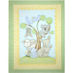 Baby Animals Panel Multi