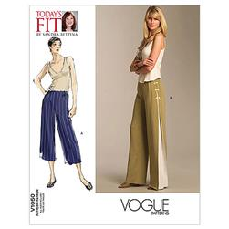 Vogue Misses' Pants Pattern V1050 Size OSZ