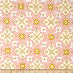 Riley Blake Calliope Scroll Pink