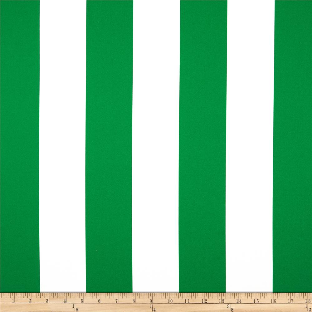 RCA Uno Vertical Stripe Kelly Green