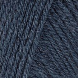 Lion Brand Wool-Ease Yarn (114) Denim
