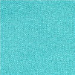 Rayon Cotton Jersey Knit Ocean Green