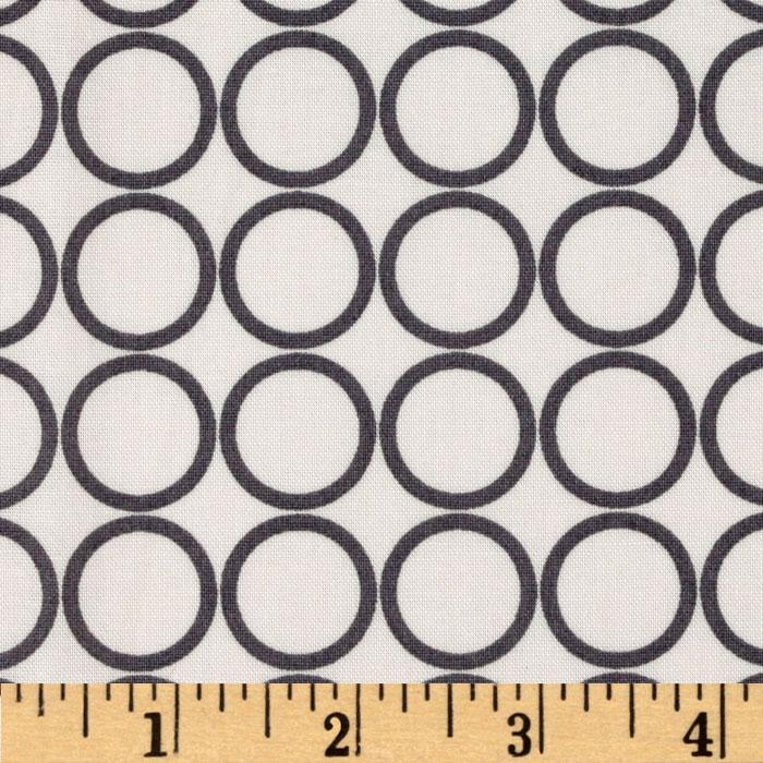Metro Living Circles Grey