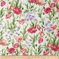 Sundance Field Flowers White/Multi