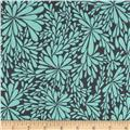 Valori Wells Floral Spray Essex Linen Azure