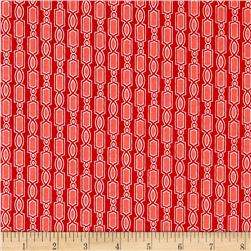 Riley Blake Ardently Austen Geometric Red