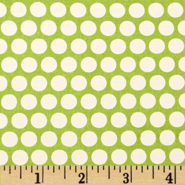 Birch Organic Mod Basics Dottie_01 Grass
