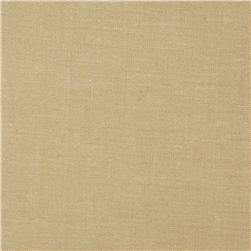 Andover Chambray Linen Cream Fabric