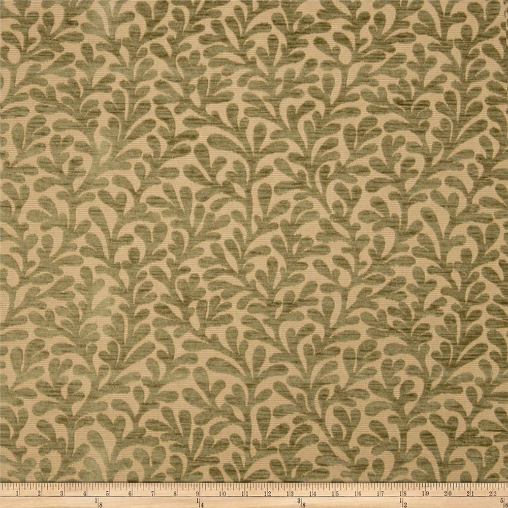 Fabricut Coral Springs Chenille Sage