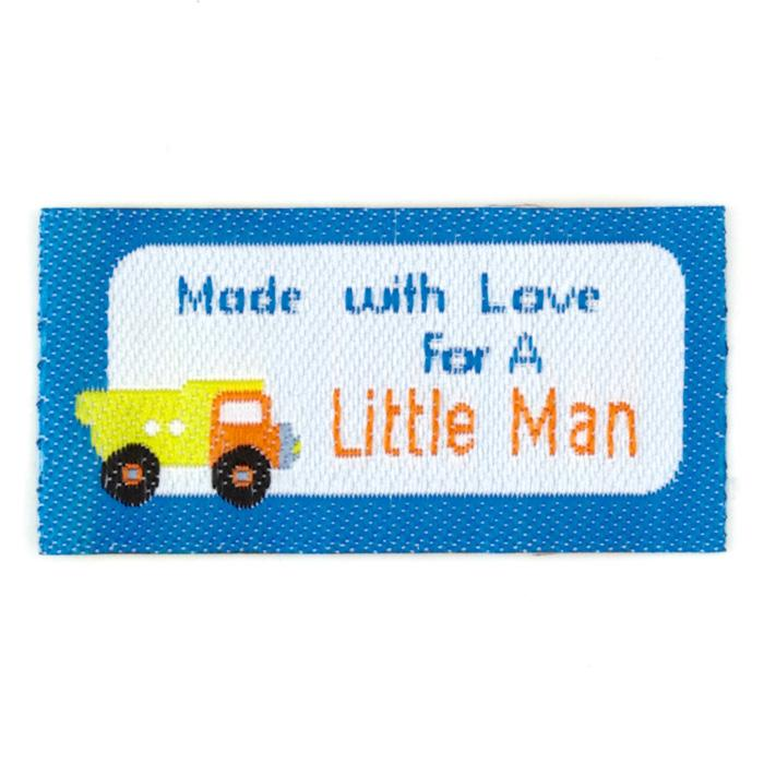 LaMode Lovelabels Made With Love For A Little Man