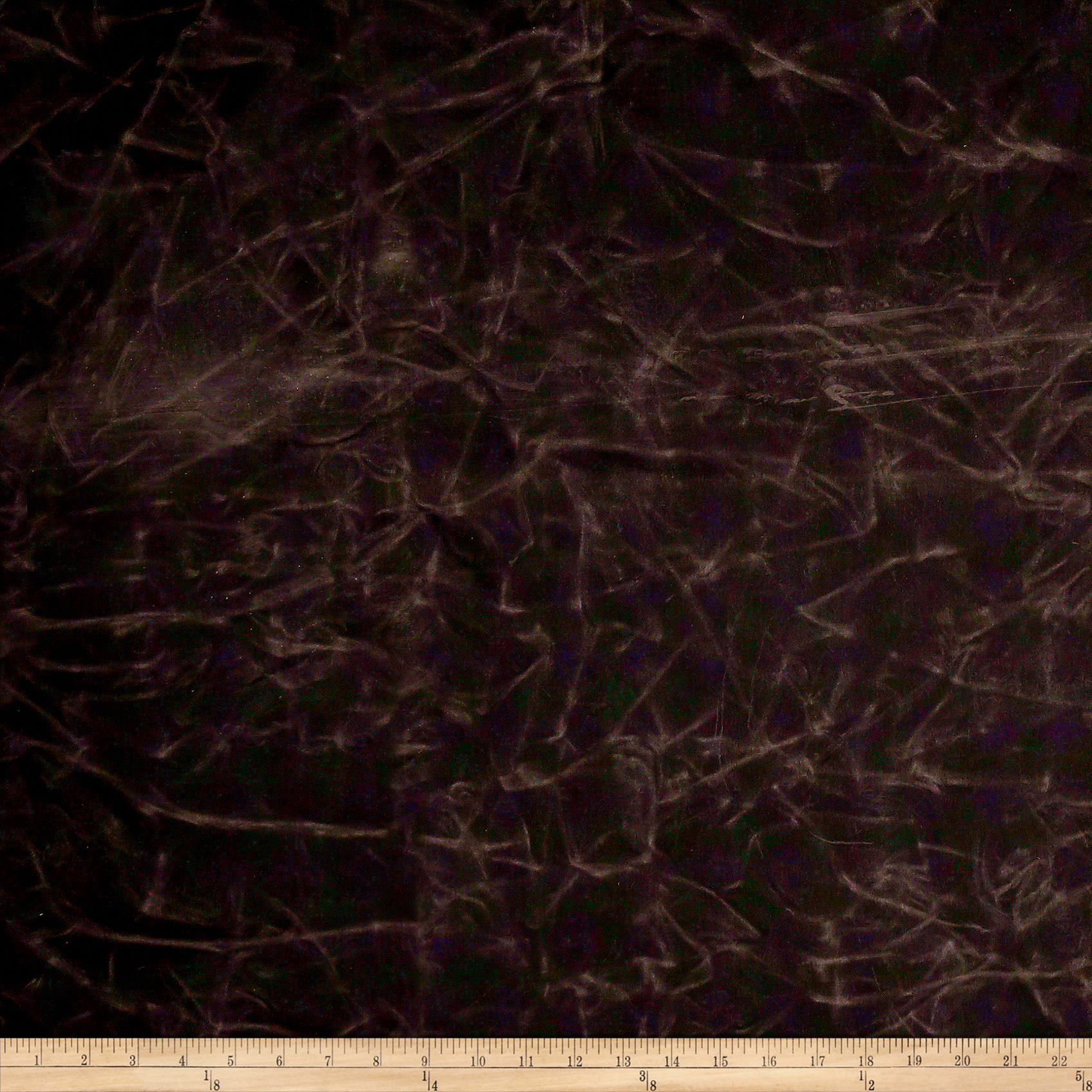 137_oz_Waxed_Army_Duck_Canvas_Chocolate_Brown_Fabric