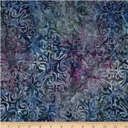Artisan Batik Noel 2 Tinsel Winter Dark Blue