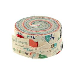 Moda April Showers Jelly Roll