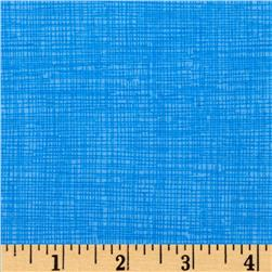 Timeless Treasures Sketch Chambray Blue