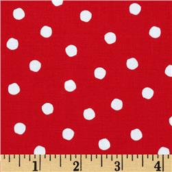 Celebrate Seuss 2 Dots Cherry