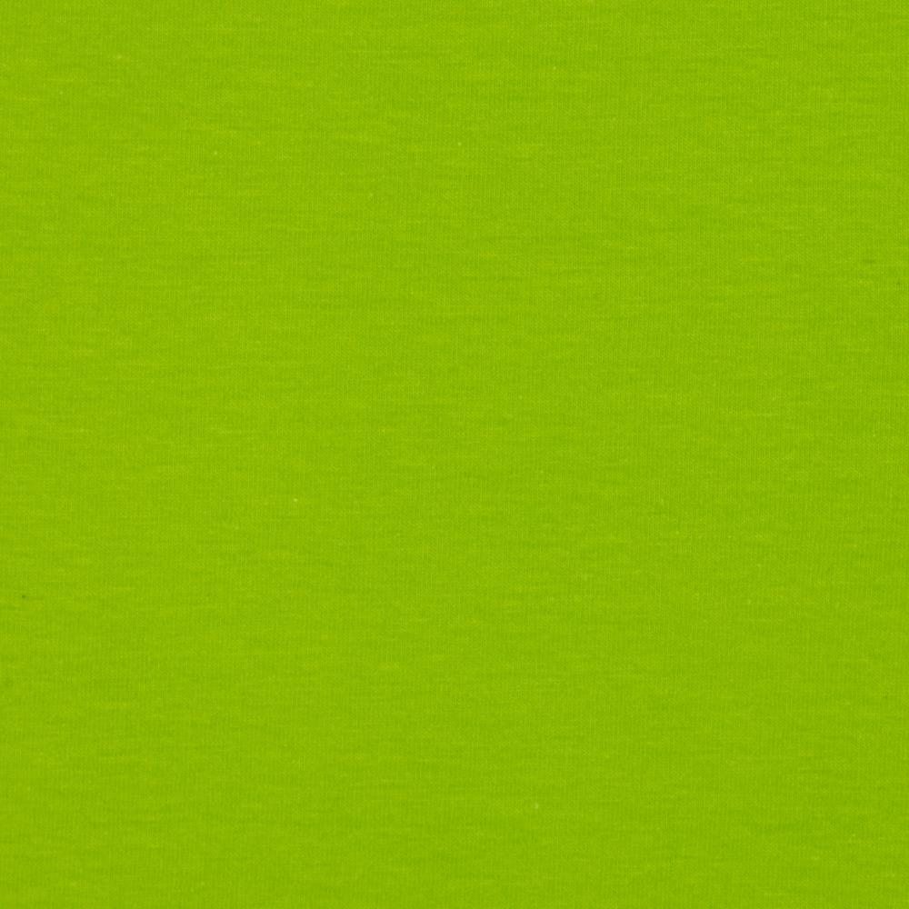 Riley Blake Cotton Jersey Knit Solid Lime