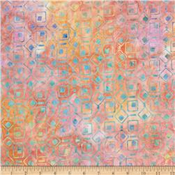 Artisan Batiks Graphic Elementals II Geo Shapes Rainbow