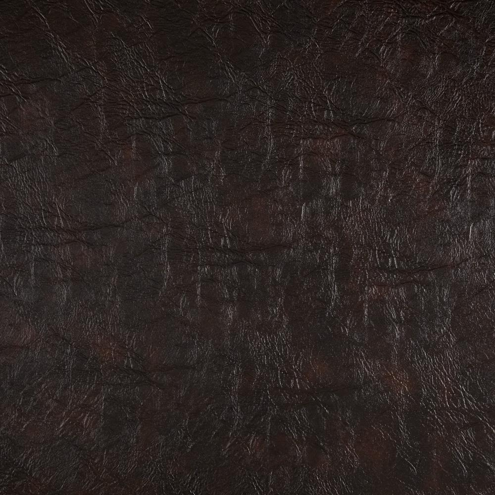 Luxury Faux Leather Buffalo Dark Coffee