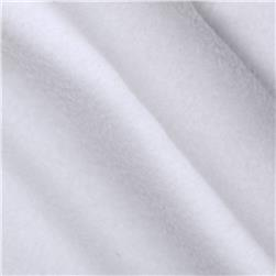 Warm Winter Fleece Solid White