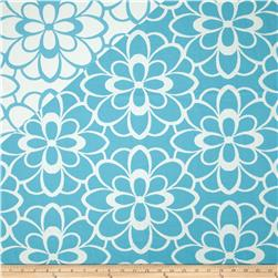 HGTV HOME Brilliant Blooms Jacquard Pool