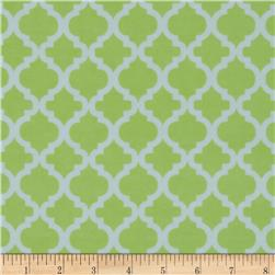 Dreamland Flannel Bella Green Apple