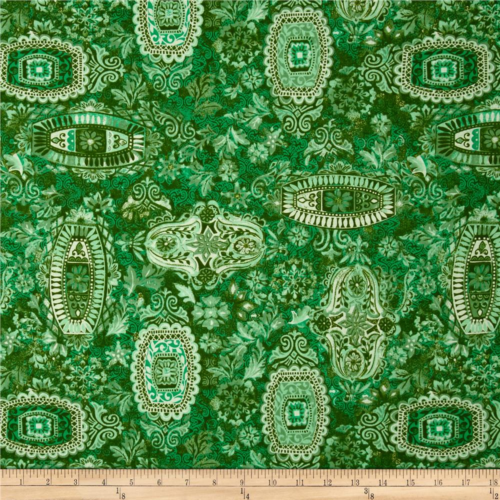 Damask quilting fabric fabric by the yard for Fabric by the yard near me