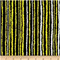 Kanvas Bumble Bumble Bizzy Stripe Black/White/Yellow