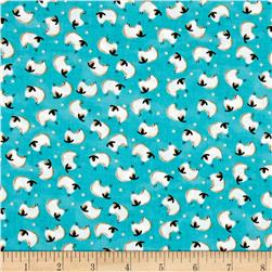 Barnyard Quilts Sheep Blue
