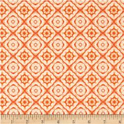 Penny Rose Autumn Hue Medallion Orange