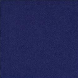 Quilt Block Solid Flannel Ultra Blue Fabric
