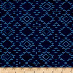 Cayenne Southwest Blanket Navy