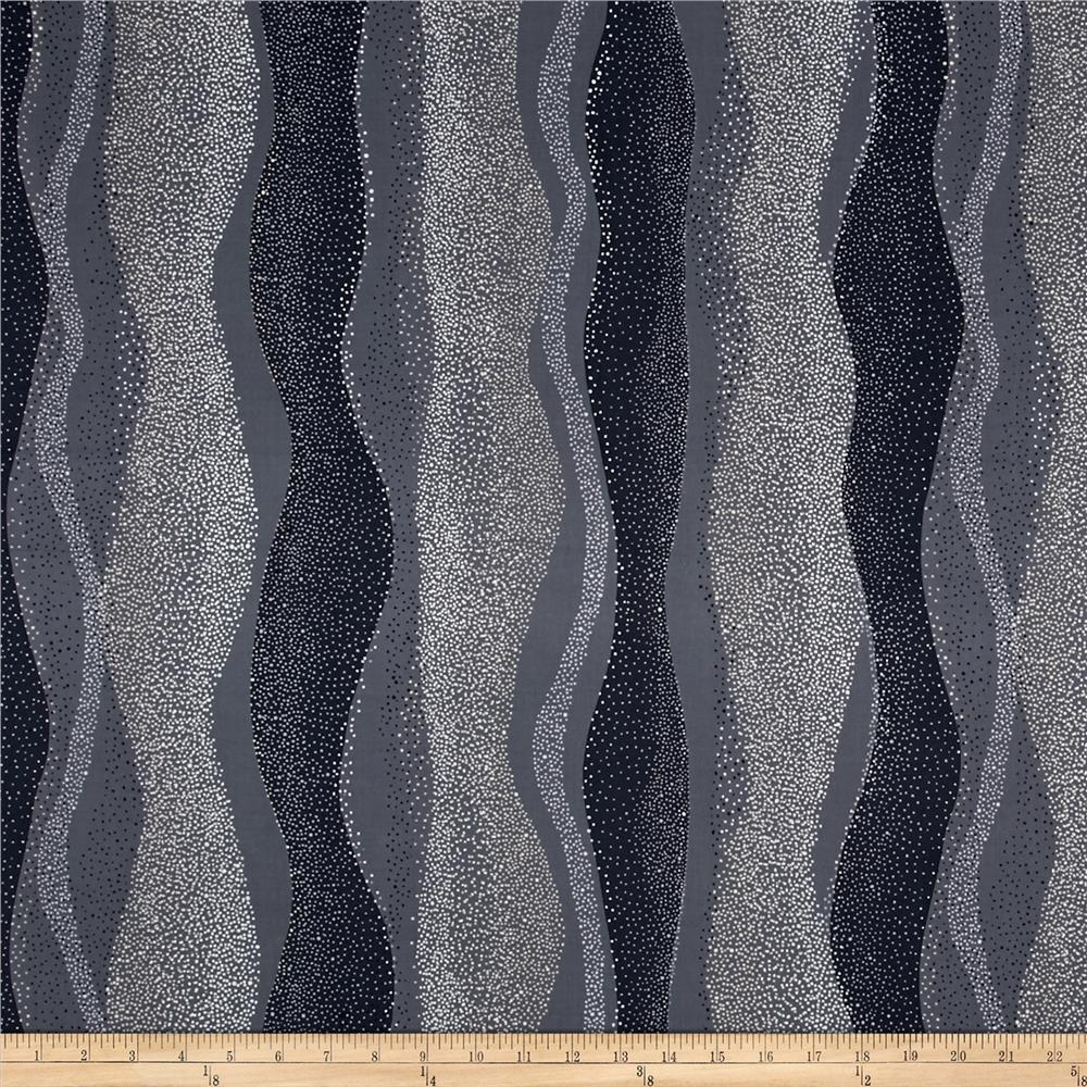 Kanvas Natures Pearl Pearlescent Sand Dunes Gray
