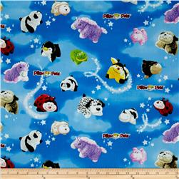 Pillow Pets Tossed Pillow Pets Blue/Multi