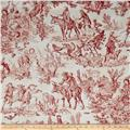 Riley Blake Home Decor Fable Red