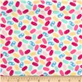 Sweet Shoppe Jelly Beans White/Multi