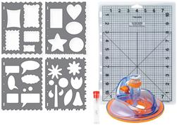 Fiskars Ultra ShapeXpress Starter Set 1 - Fun Shapes