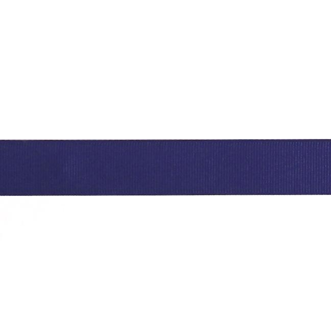 3/4'' Grosgrain Ribbon Navy