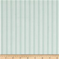 Moda Darling Little Dickens Ticking Stripe Puddle