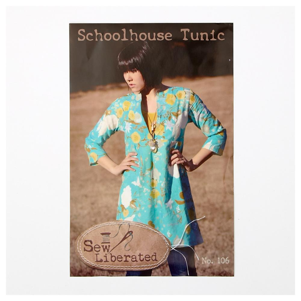 Sew liberated schoolhouse tunic pattern discount designer fabric sew liberated schoolhouse tunic pattern discount designer fabric fabric jeuxipadfo Images
