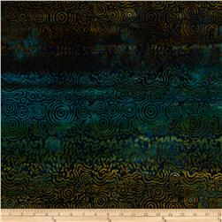 Artisan Batiks Natural Formations Stripe Lagoon
