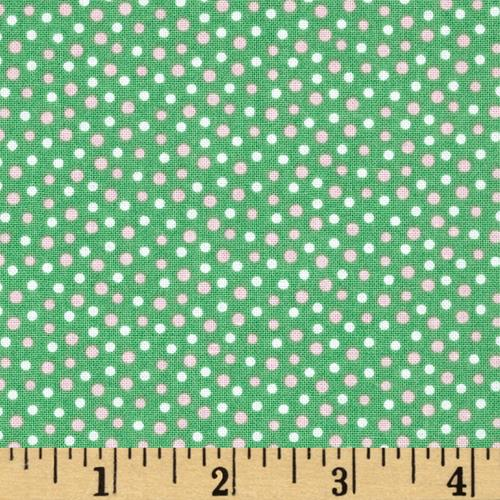 Penny Rose Little Joys Dottie Green