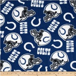 NFL Fleece Indianapolis Colts Blue/White